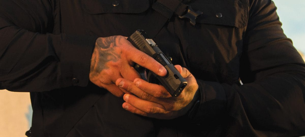 Sig Goes Well-Rounded for New P365 SAS Pistol