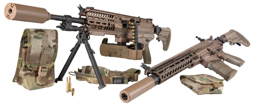 Sig M4 M249 replacement