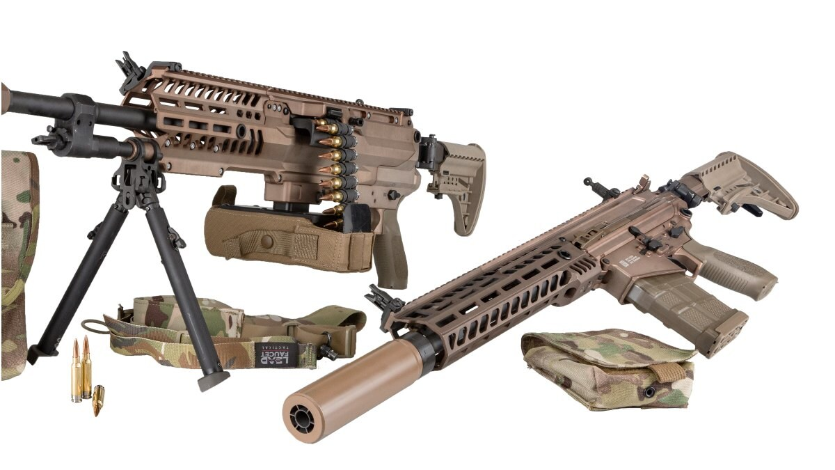 Sig Sauer's New M4, M249 Replacements: Most 'Significant Upgrade to Small Arms in Decades'