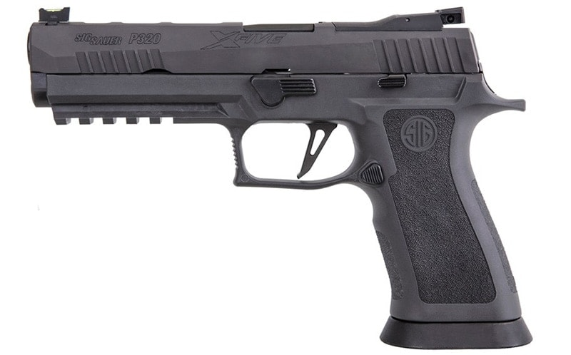 sig xfive legion competition handgun