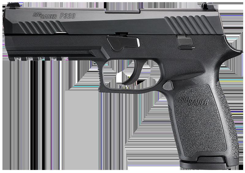 Duty handguns