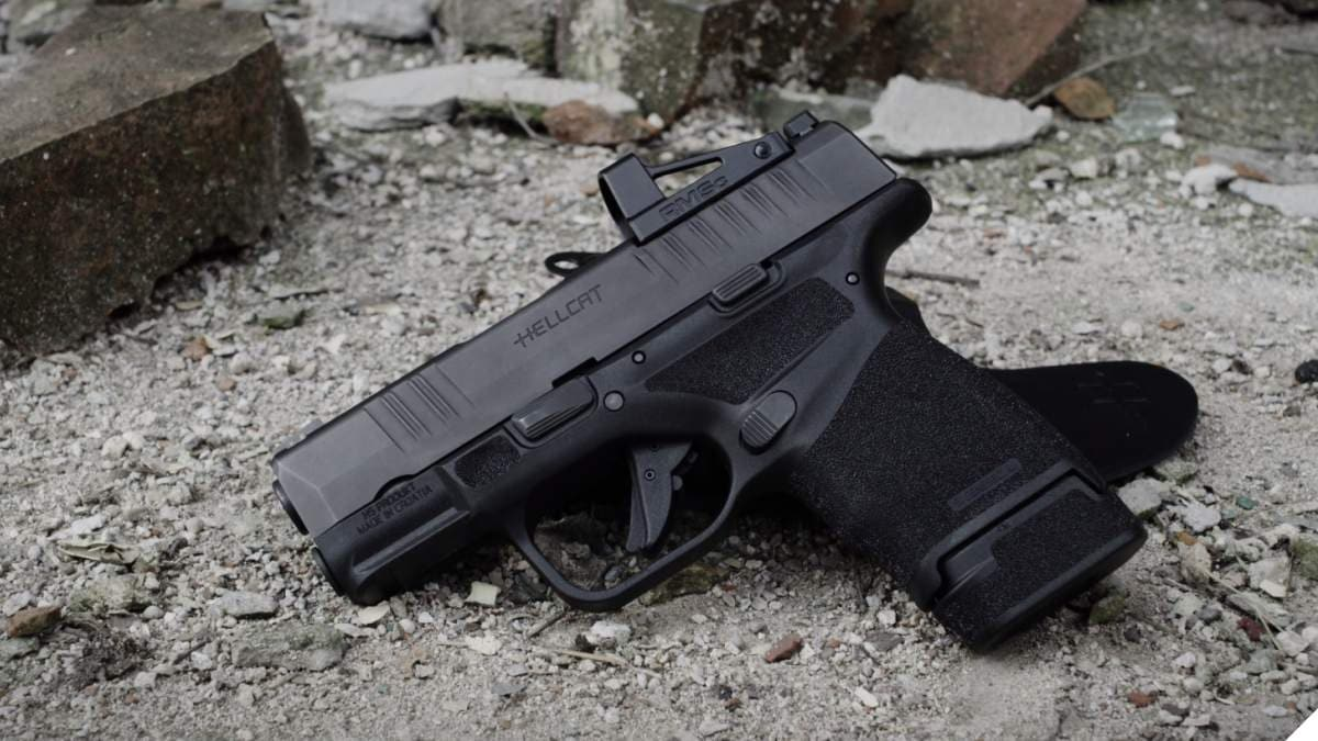 Springfield Armory Releases Hellcat 11+1 Micro Compact 9mm