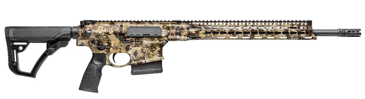 The Ambush is available in either Kryptek Highlander or Realtree Xtra finish.
