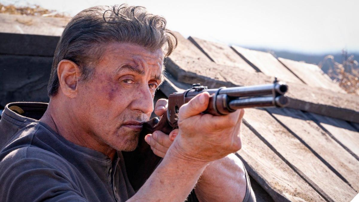 The Guns of the final Rambo movie: Last Blood