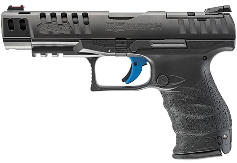 walther q5 match competition handgun