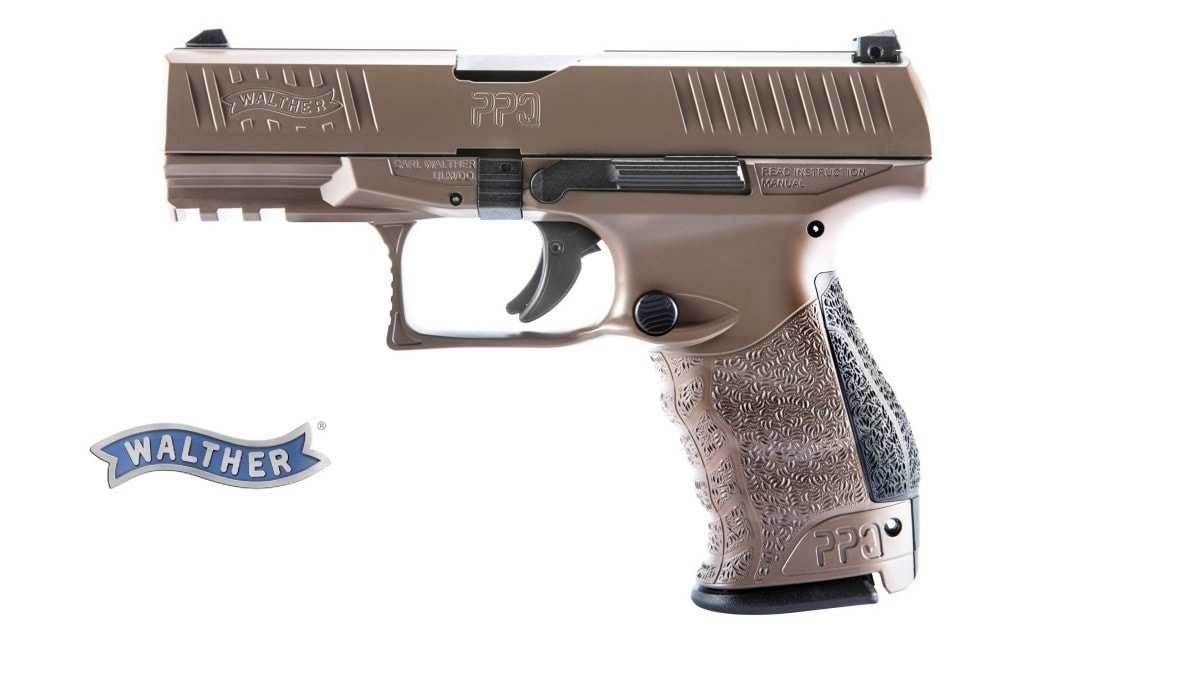 Walther Adds Coyote Tan to PPQ M2 Semi-Auto Pistol Line