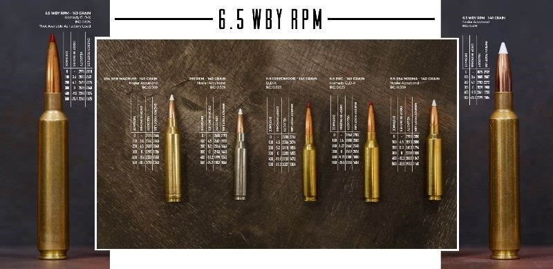 Weatherby Debuts New 6.5 WBY RPM round, Mark V Backcountry ...