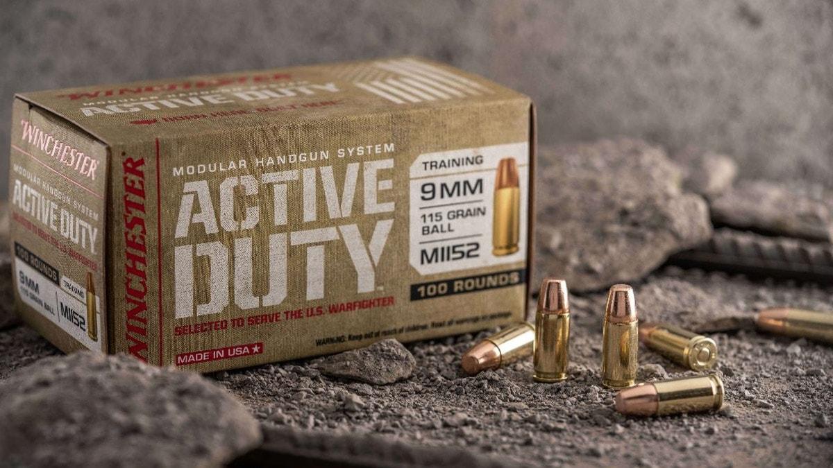 Winchester Announces Active Duty MHS Training...