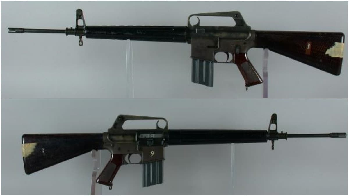 early 1958 Armalite