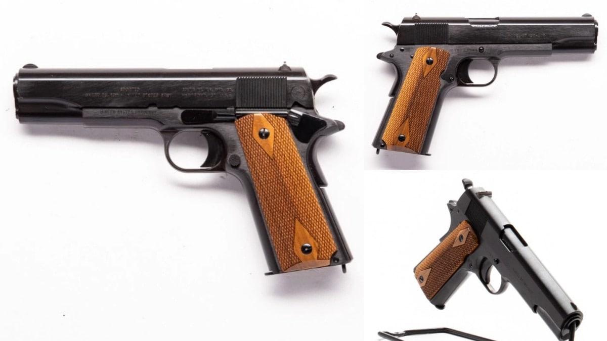 100th Anniversary WWI Model Colt Repro