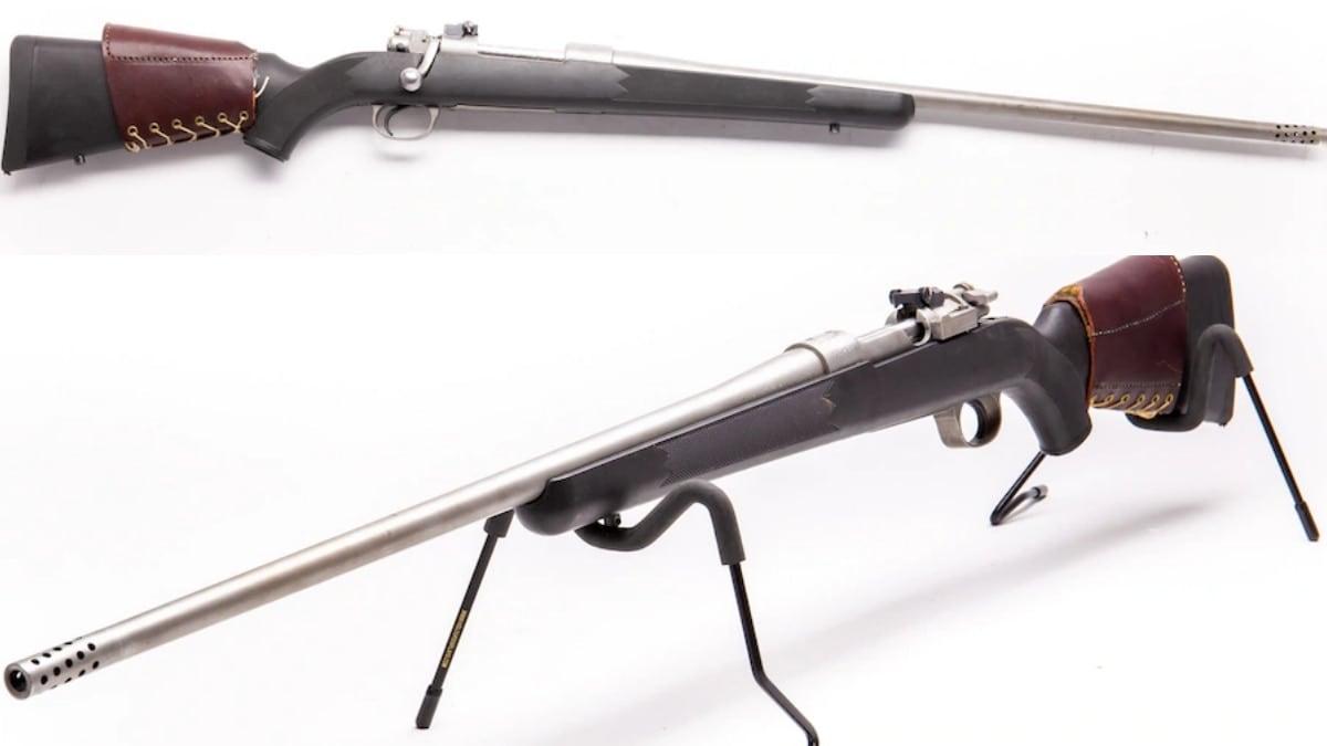 Ankara K.Kale Turkish Mauser sporter