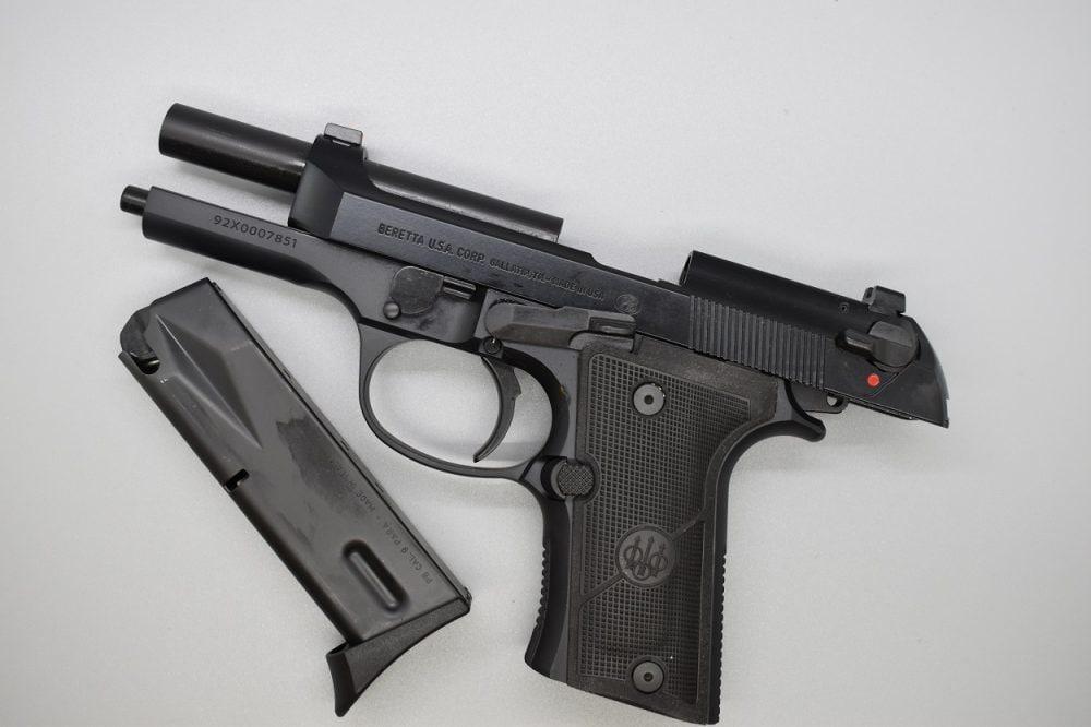 Beretta 92X Compact (6)