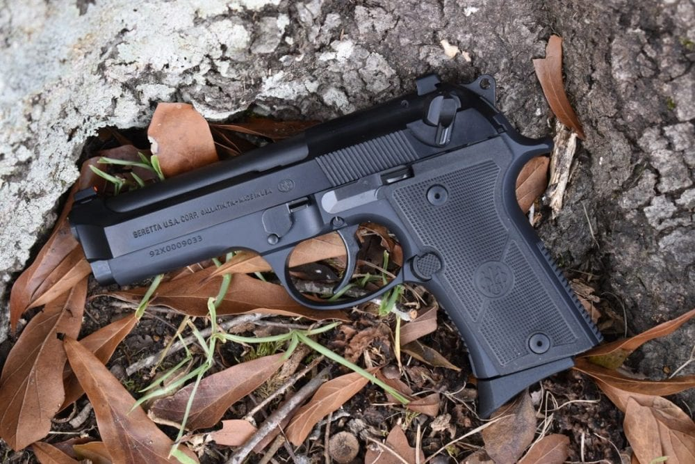 The latest update to Beretta's 92 lines, the 92X, brings a lot of features to the company's staple handgun. (All photos: Chris Eger/Guns.com)