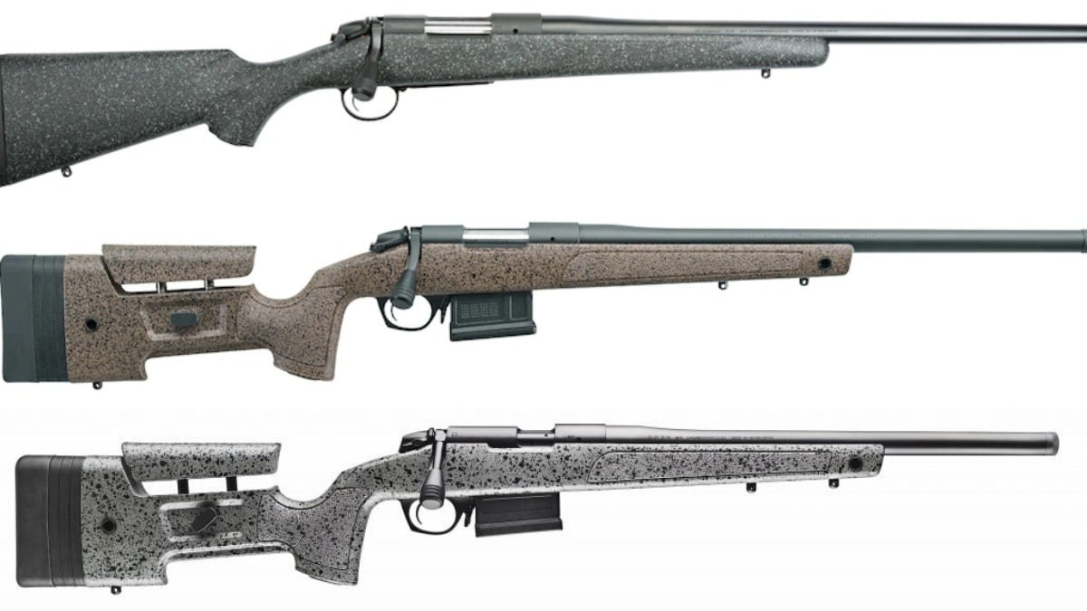 Bergara Expands B14 Rifle Series with 22LR, 6.5 PRC and .300 PRC Offerings
