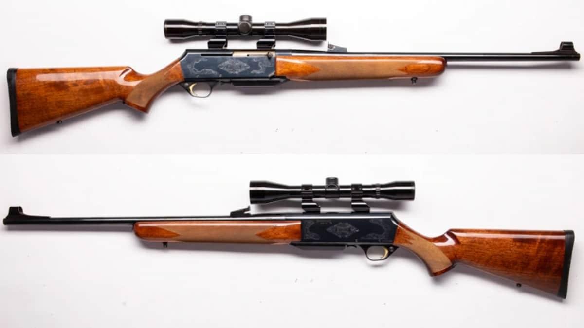 Browning BAR Mark II Safari