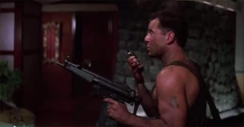 80s guns