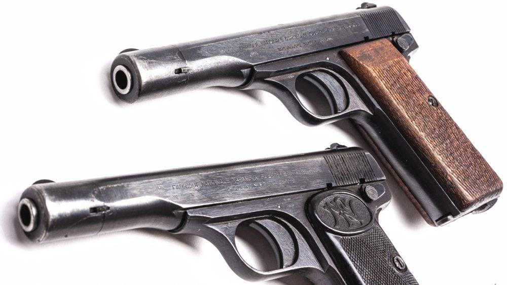 FN 1922 pistols