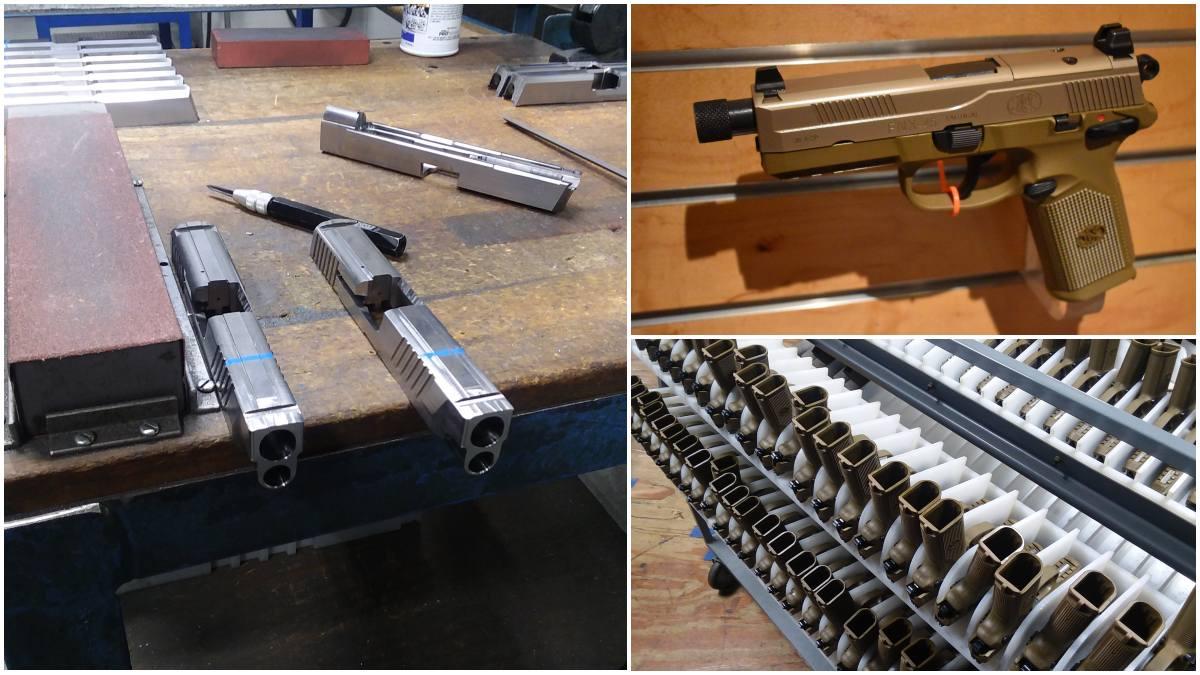 FNX FN pistols