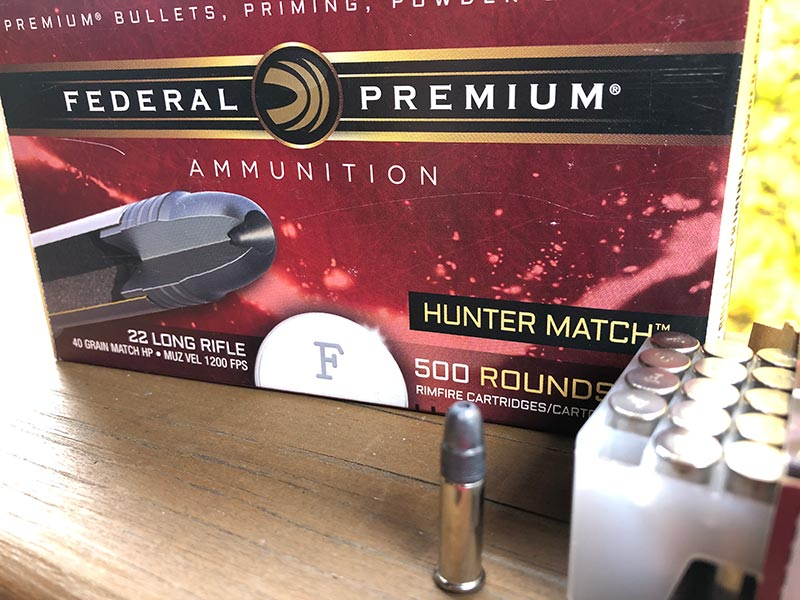 Varmint ammo