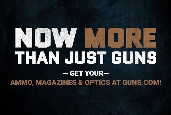 If its gun or gun related, you know where to go.
