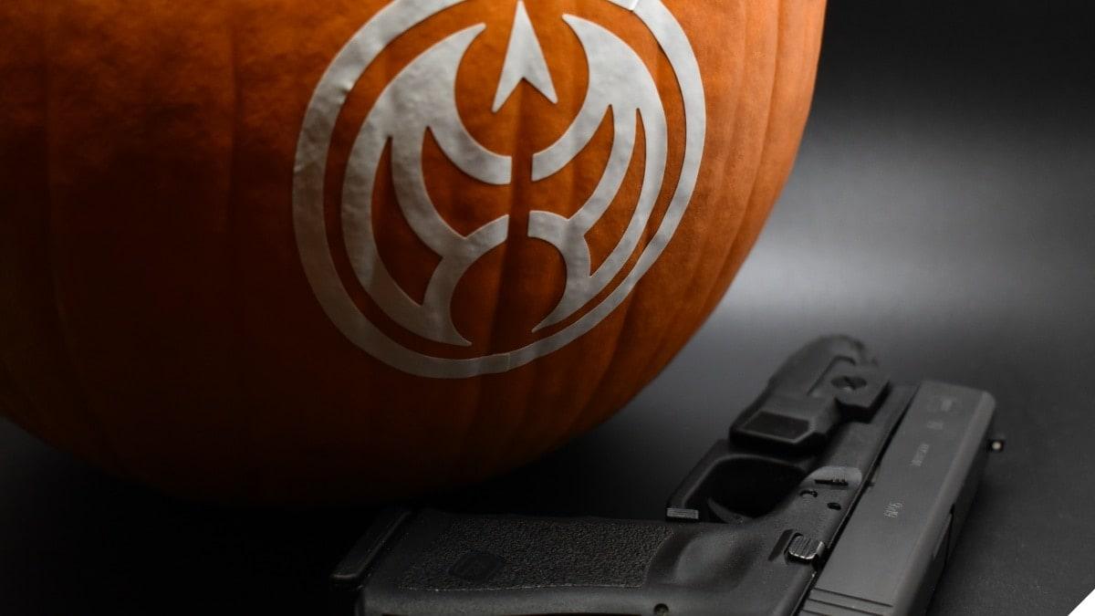 Carving Halloween Pumpkins that Special, Ballistic Way: Guns.com