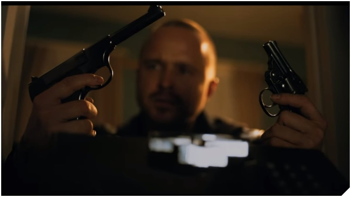 Jesse Pinkman is Back: The Guns of El Camino