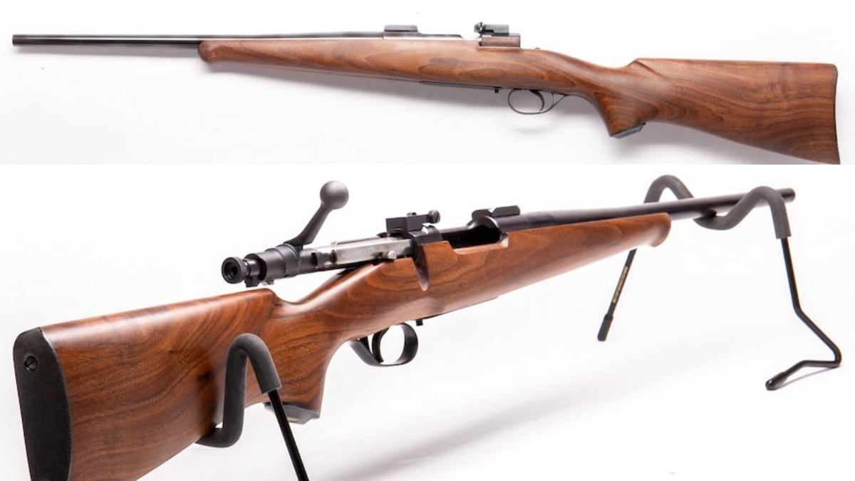 Mauser action 257
