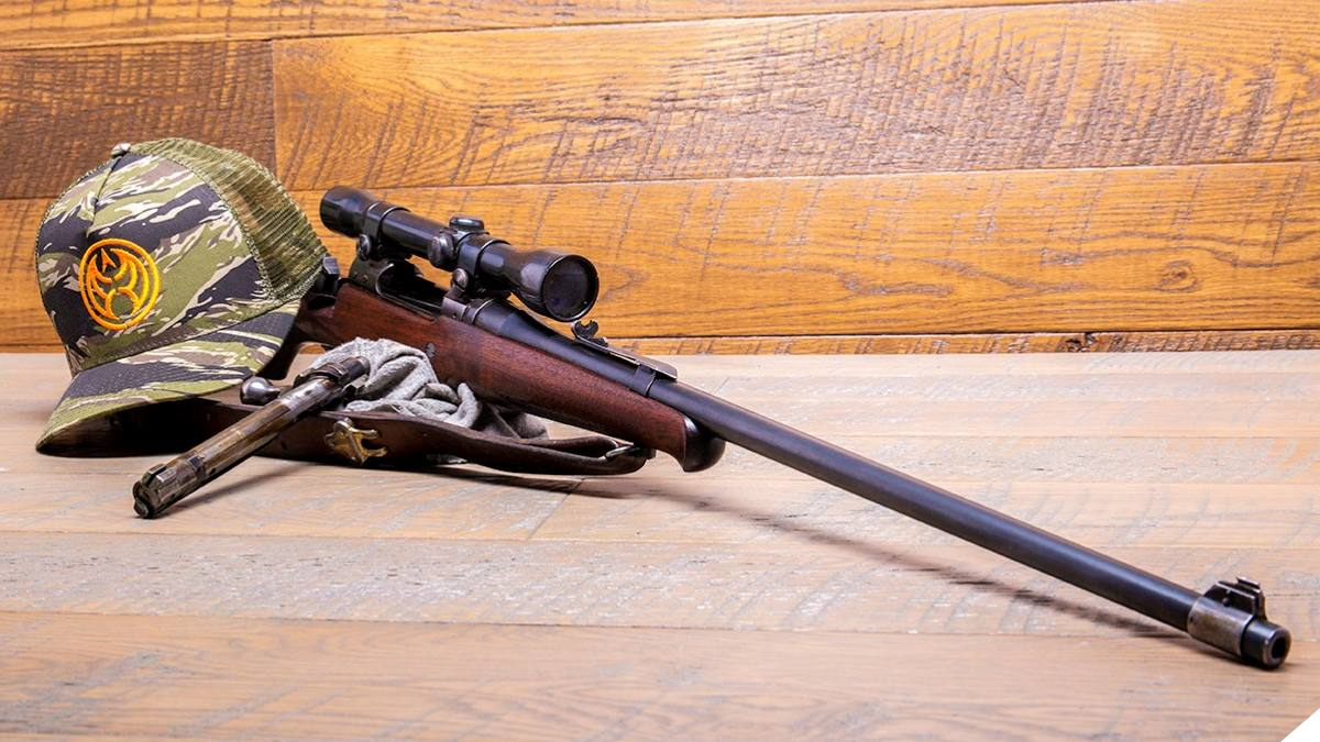 Milsurp Bambi Dusters: Sporterized Military Rifles