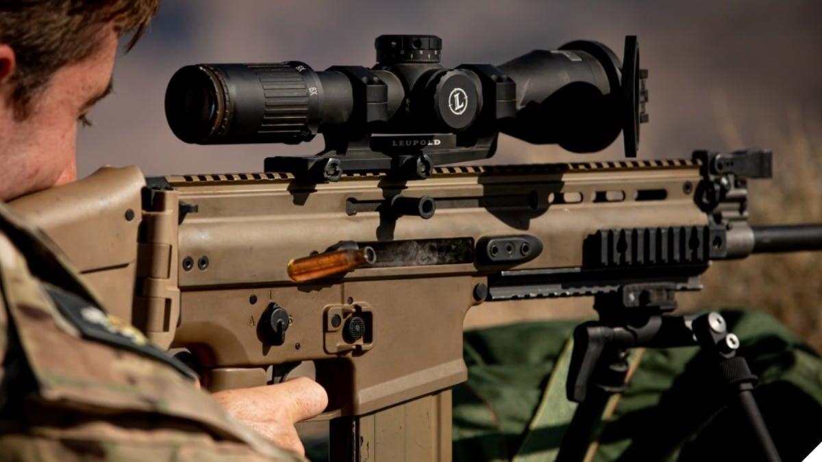 Modular AR-alternatives: The World of the SCAR, ACR, ARX, etc