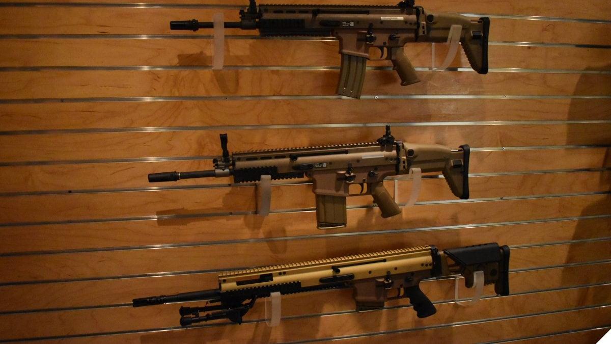 NICS Background Checks on Guns Jump 10 Percent in September