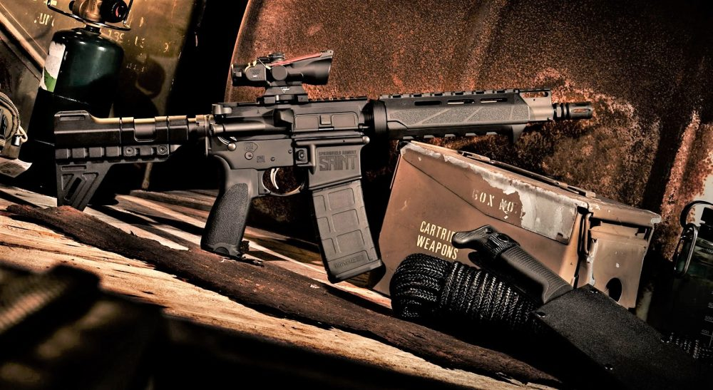 New Saint pistolc