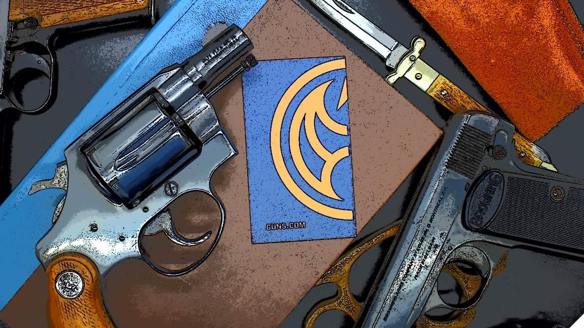 Gumshoe Roscoes: Classic Film Noir Revolvers & Pistols