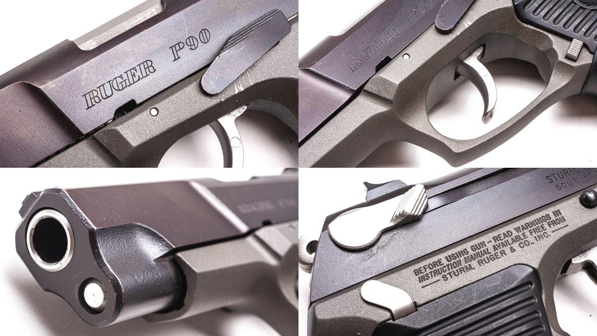 P90 Ruger