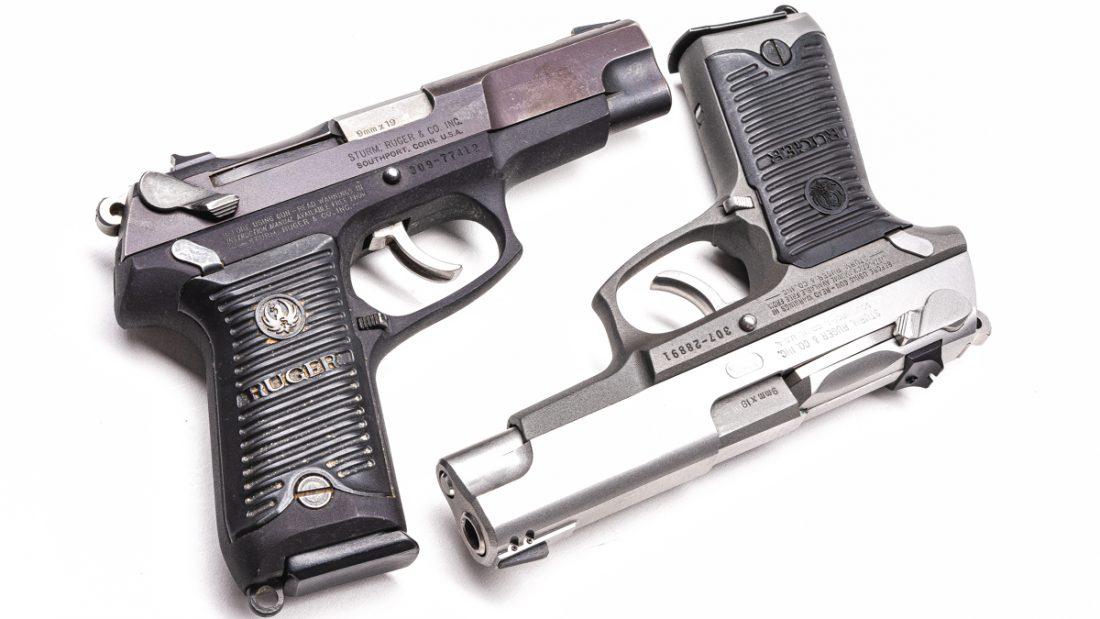 Ruger P89 pistols
