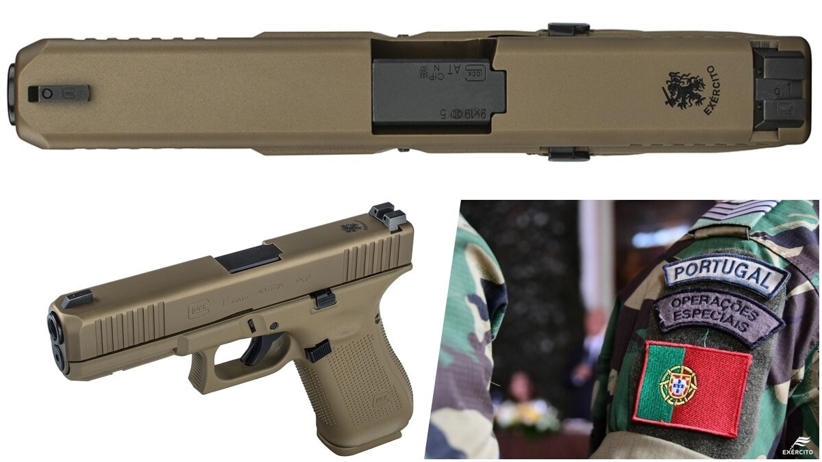 Glock Gen 5 G17 wins Major NATO Military Contract