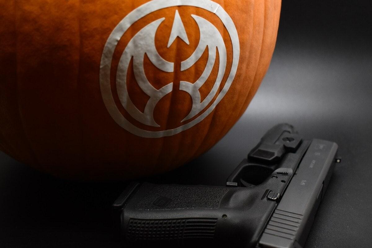 Pumpkin G19 Glock Halloween