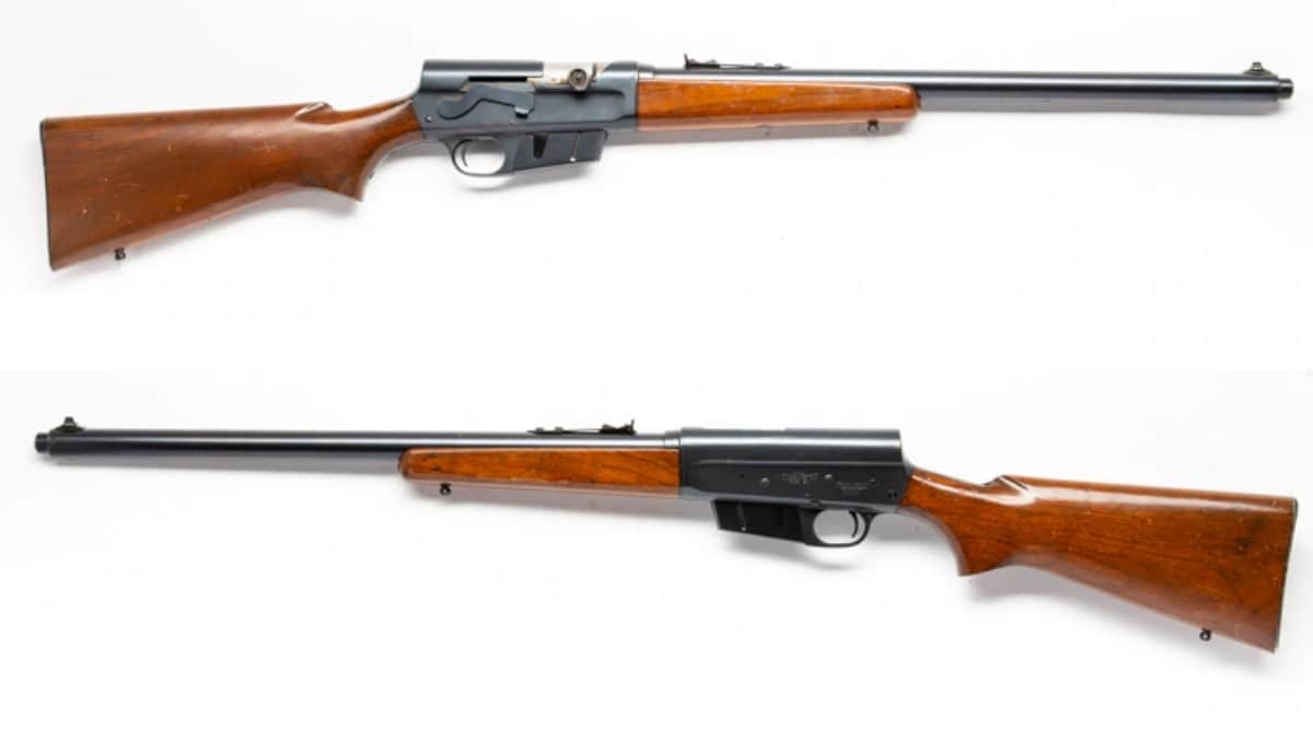 Remington Woodmaster 81