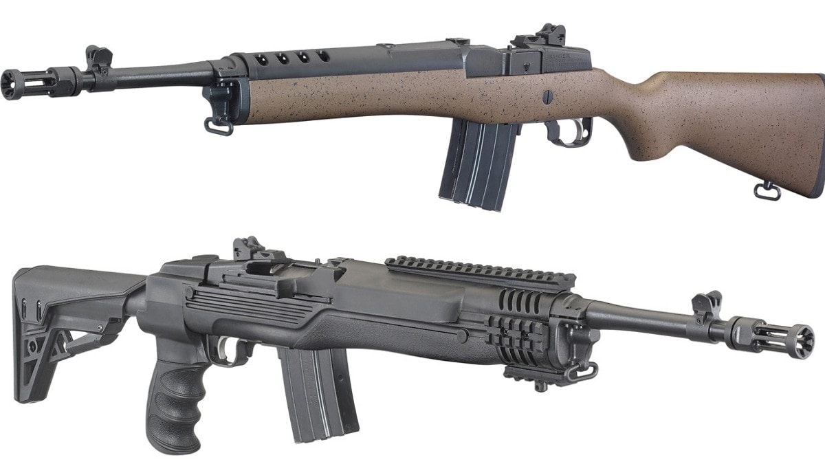 Ruger Announces New Mini-14 Tactical Models