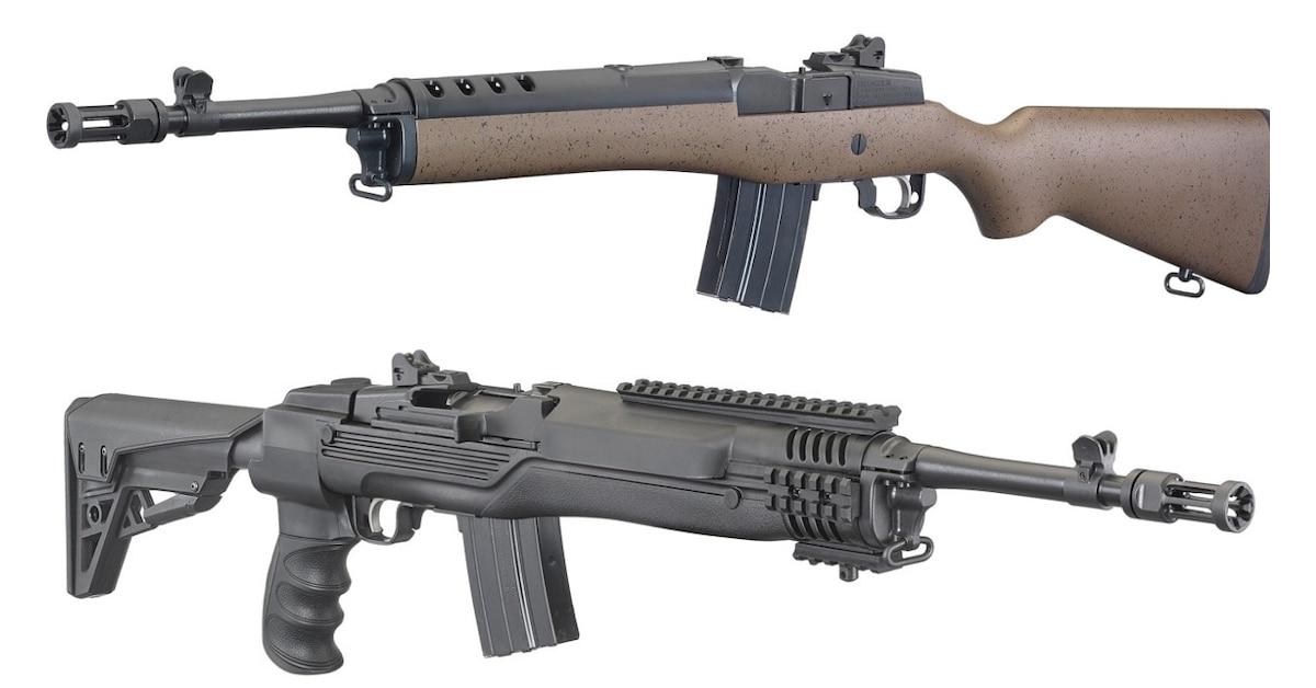 Ruger Announces New Mini 14 Tactical Models Guns Com