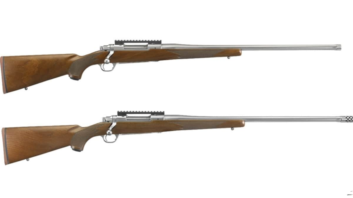 Ruger Introduces New Hawkeye Hunter Rifle Series