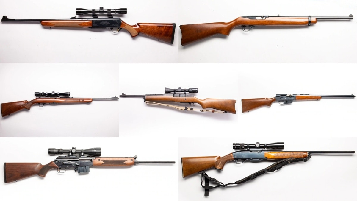 9 Semi-Auto Deer Rifles Many Have Never Heard Of