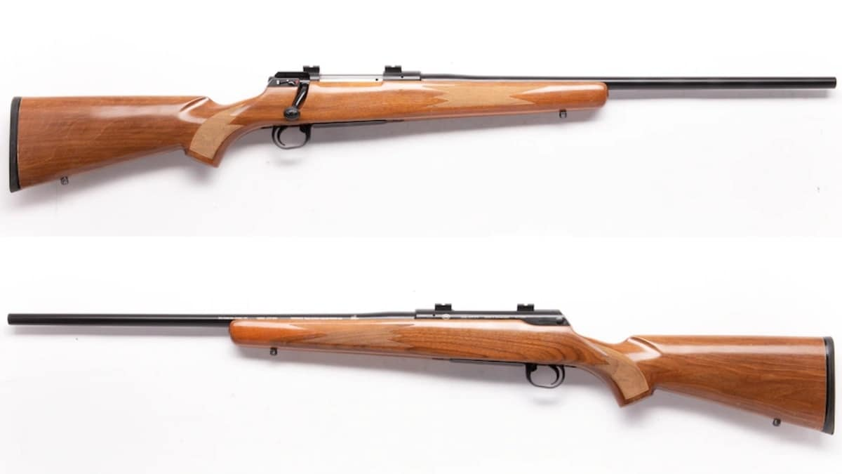 Swiss Hunting Rifle The Classy SIG Arms SHR 970