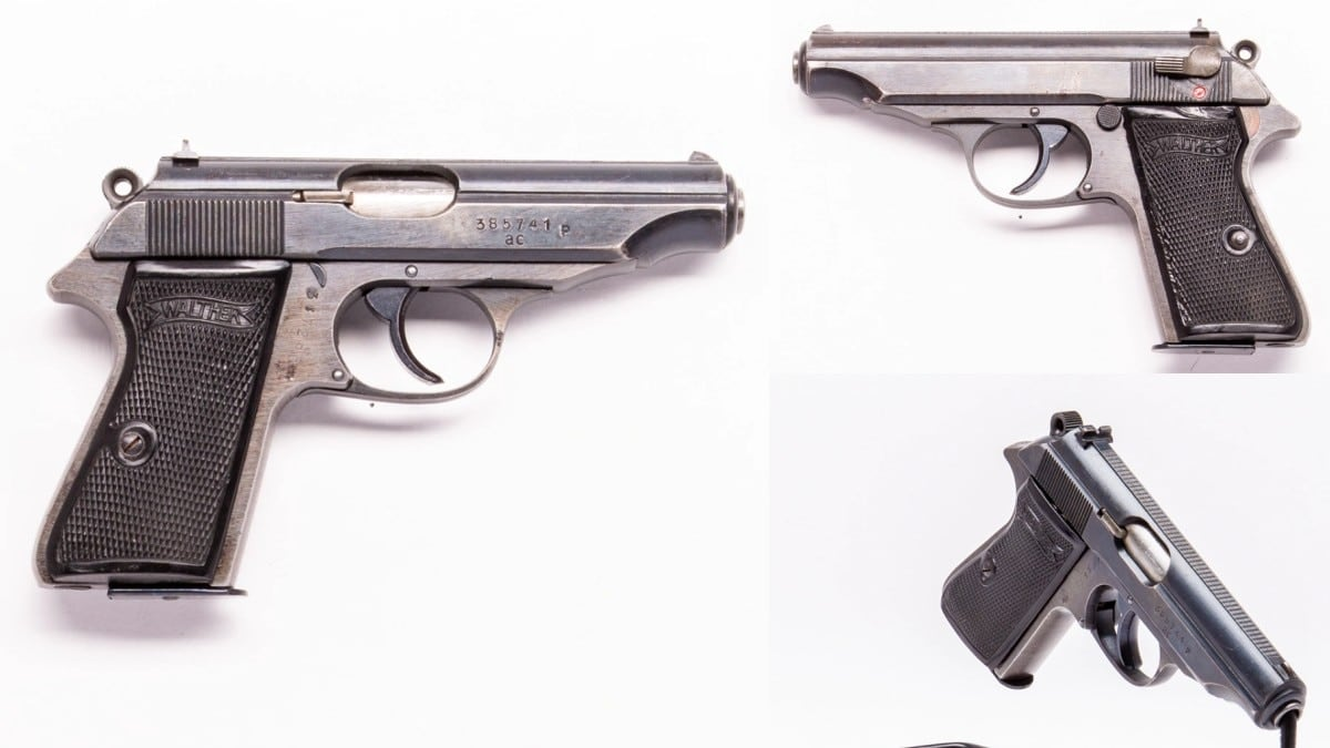 Walther PP 32 German WWII era