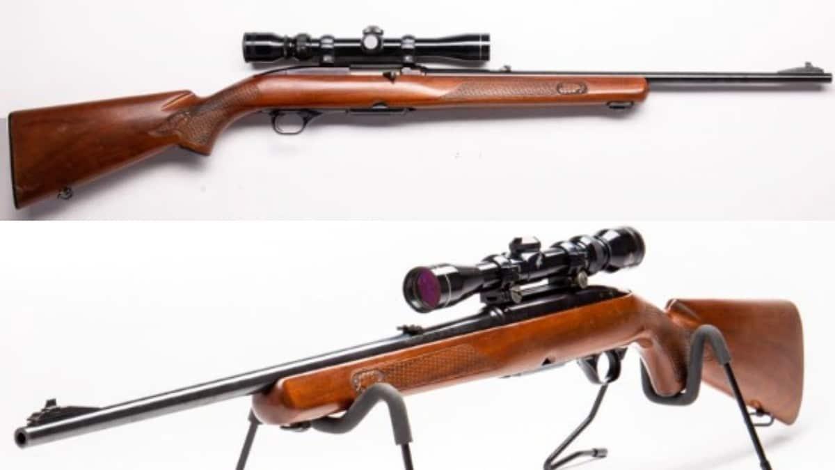 Winchester M100