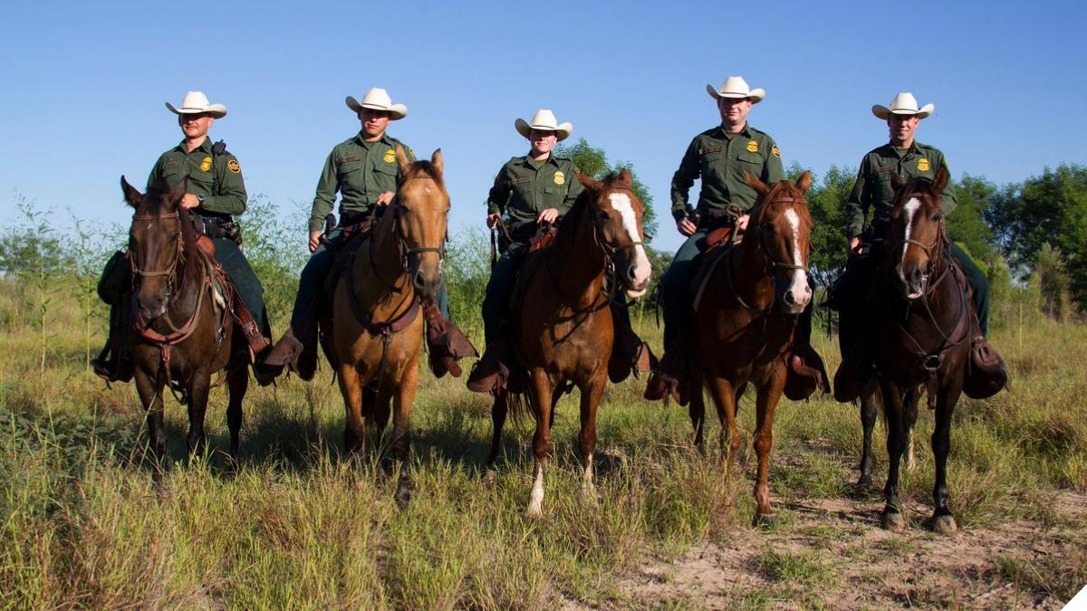 U.S. Border Patrol is responsible for patrolling 6,000 miles of international land border with Mexico and Canada and well as another 2,000 miles of coastal borders (Photo: CBP)