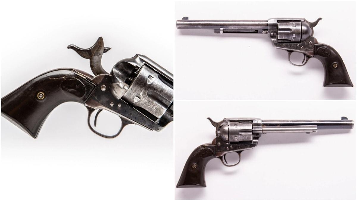 1913 Colt SAA