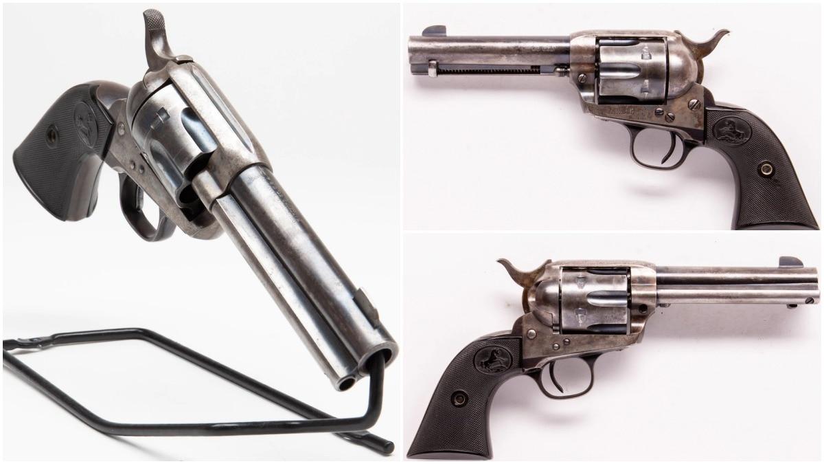1916 Colt SAA