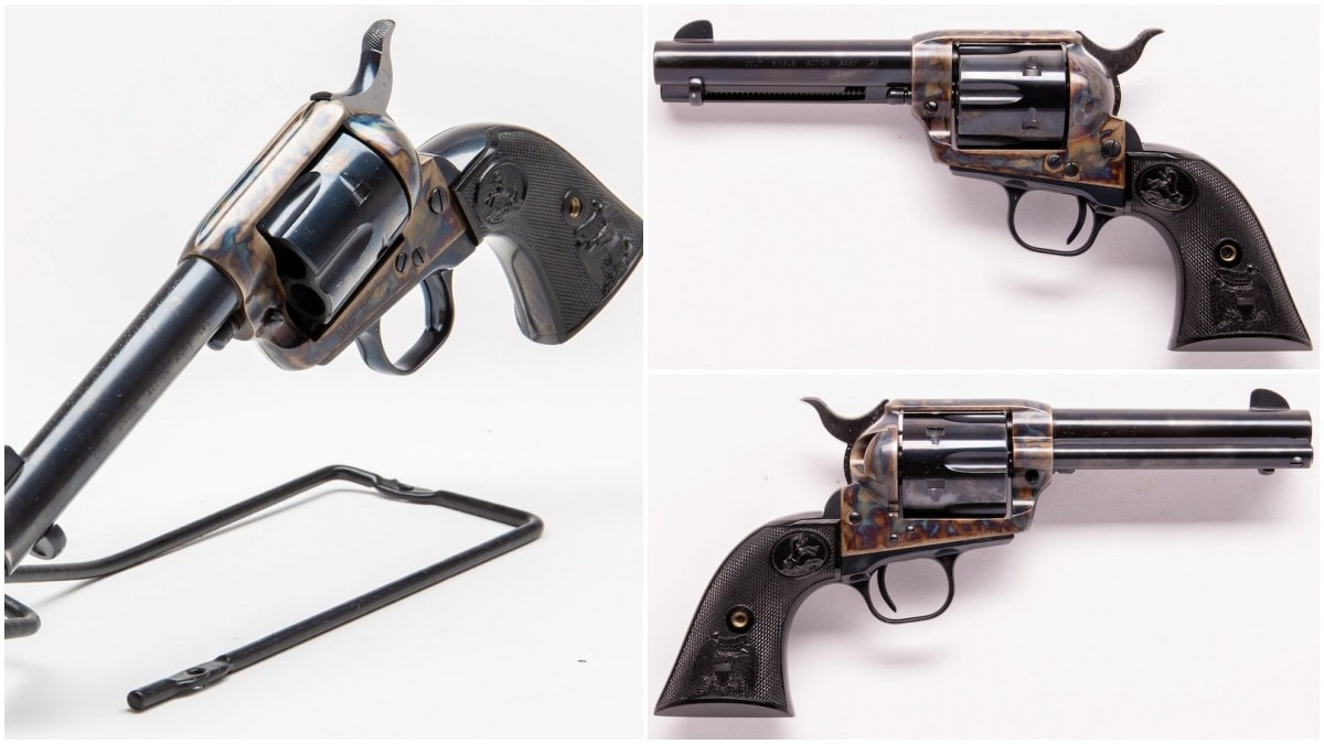 3rd Generation Colt Single Action Army