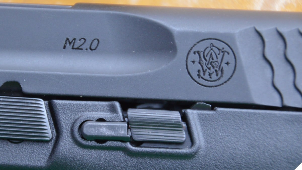 Smith Wesson M&P M2.0 logo