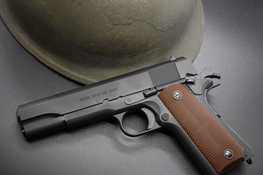 Auto Ord 1911BKO